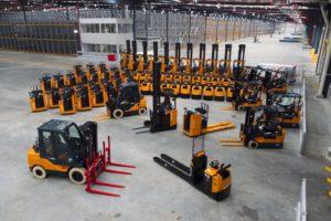 Техника и оборудование для складов