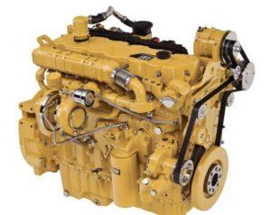 Двигатель дизельный погрузчика