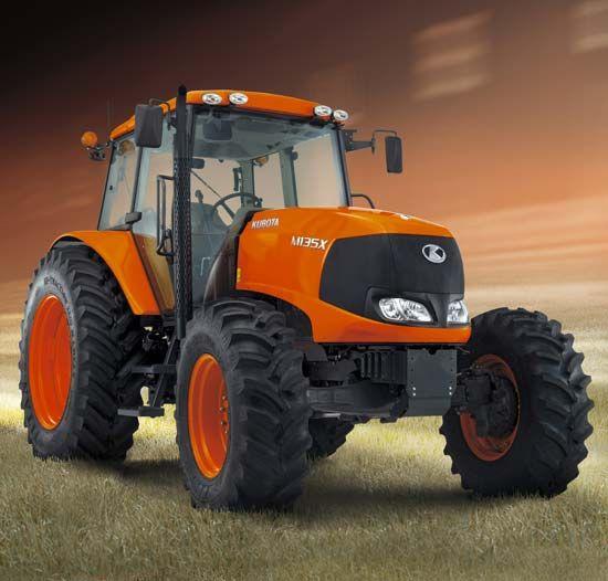 Экскаваторы и трактора Kubota — компактная техника